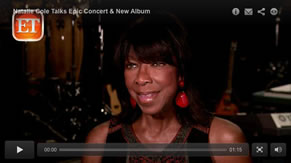 Natalie Cole Talks Epic Concert & New Album