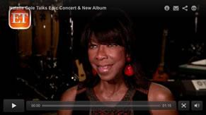 Natalie Cole Talks Epic Concert & New Album